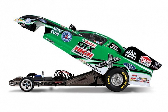 Funny Car NHRA Brushless 2WD 1/8 RTR №11