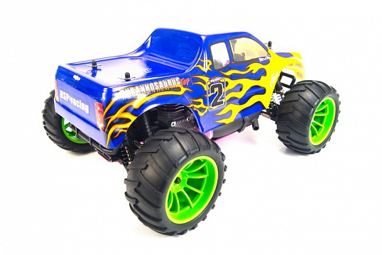 1/10 GP 4WD Off Road Monster (WaterProof) 2 №2