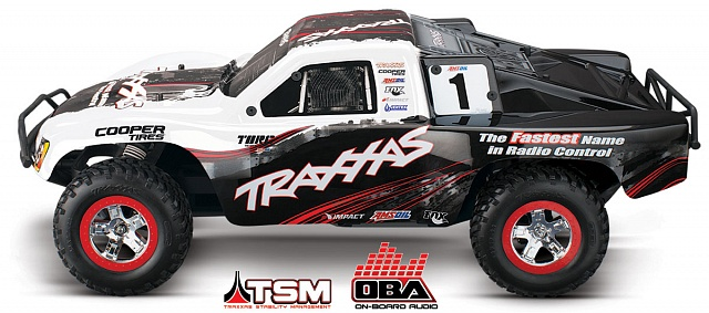 Slash 2WD VXL Brushless 1/10 RTR OBA с системой стабилизации + NEW Fast Charger №4