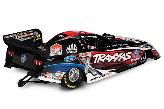 Funny Car NHRA Brushless 2WD 1/8 RTR №4