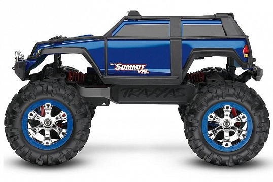 Summit 1/16 VXL Brushless 4WD RTR №7