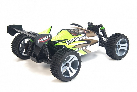 1/18 EP 4WD Off Road Buggy №3