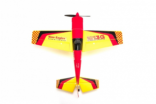 Edge 540 (red yellow) 3G with Autopilot №5