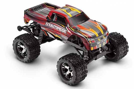 Stampede VXL Brushless 2WD 1/10 RTR №2