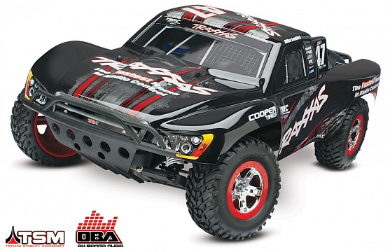 Slash 2WD VXL Brushless 1/10 RTR OBA с системой стабилизации + NEW Fast Charger №6