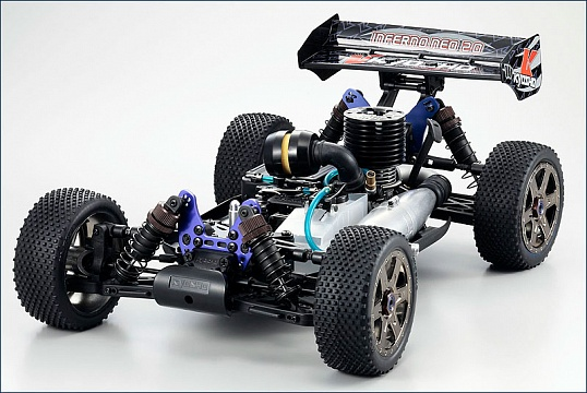 1/8 GP 4WD Inferno NEO 2.0 RTR (Green) №2