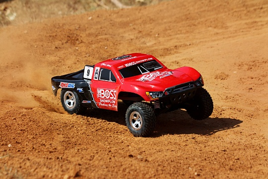 Slash 2WD 1/10 RTR + NEW Fast Charger №30