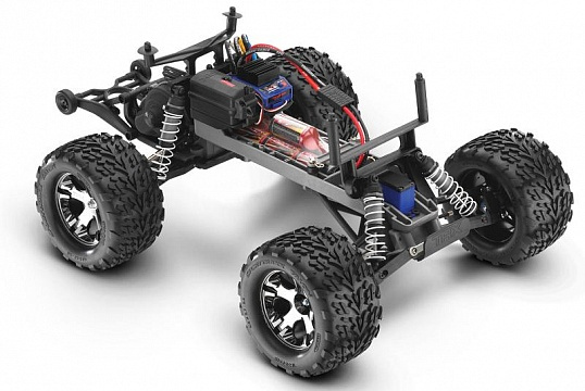 Stampede VXL Brushless 2WD 1/10 RTR №10