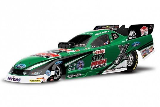 Funny Car NHRA Brushless 2WD 1/8 RTR №3