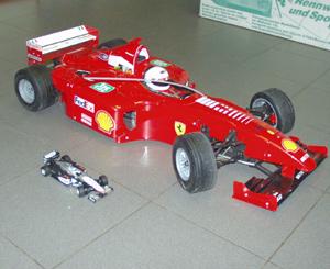 Радиоуправляемая машина FG Formula 1