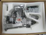 Двигатель Saito FG-36 в коробке