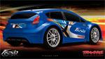 Traxxas 1/16 Ford Fiesta