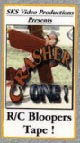 Crasher 1 R/C Bloopers DVD