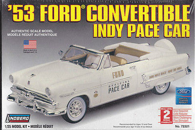1/25 1953 FORD CONV INDY PACE №1
