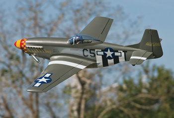P-51 Mustang .60 Size ARF w/Retracts №1