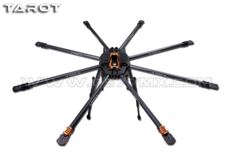 Trarot T15 Foldable Octocoper №1