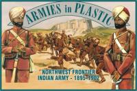 1/32 Northwest Frontier 1895-02 Indian Army (20)