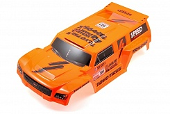 Body, Slash Dakar (ORANGE)
