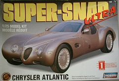 1/25 Chrysler Atlantic Snap Kit (D)
