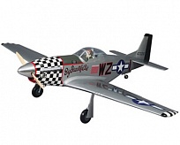 Giant P-51D Mustang RTC