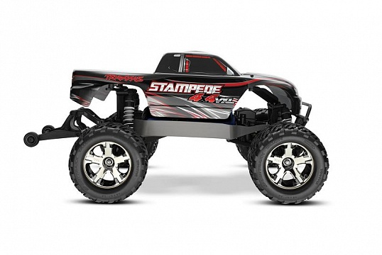 Stampede 4x4 VXL Brushless 1/10 RTR Fast Charger TSM №31