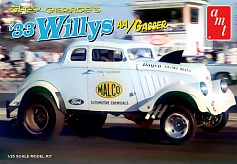 1/25 1933 WILLYS OHIO GEORGE M