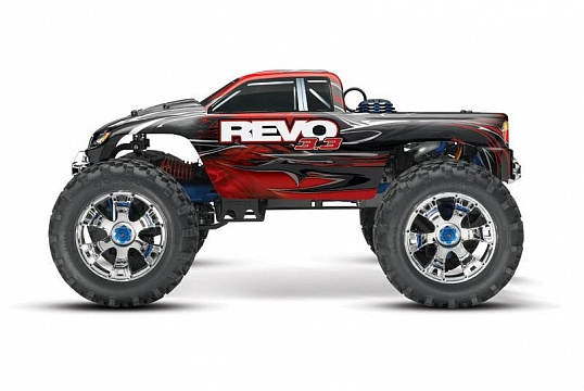 Revo 3.3 Nitro 4WD 1/10 RTR (with Bluetooth module and telemetry) №6