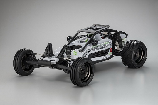 1/7 GP 2WD Scorpion XXL RTR (White) №1