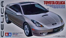 1/24 TOYOTA CELICA SPORTS CAR