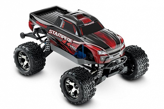 Stampede 4x4 VXL Brushless 1/10 RTR (ready to Bluetooth module) №1