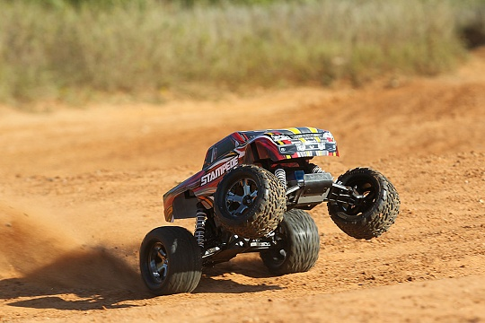 Stampede VXL Brushless 2WD 1/10 RTR №35