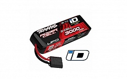 3000mAh 11.1v 3-Cell 20C LiPo Battery