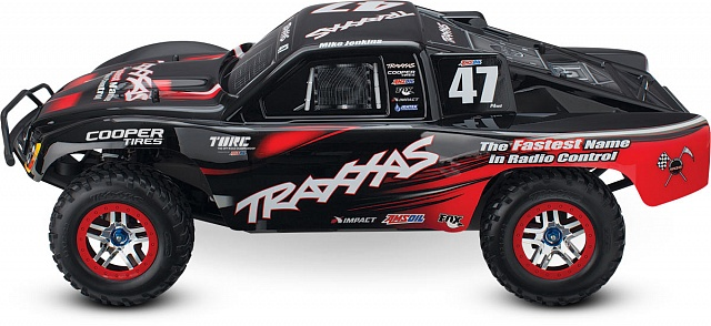 Slash 4x4 Ultimate VXL Brushless 1/10 RTR с системой стабилизации + NEW Fast Charger №8