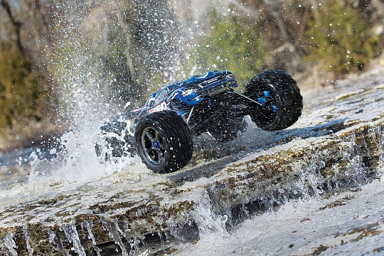 E-Revo Brushless MXL 4WD 1/10 RTR с системой стабилизации (with telemetry) + Fast Charger №16
