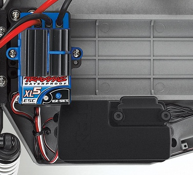 Rustler 2WD 1/10 RTR + NEW Fast Charger №32