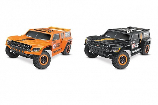 Slash 2WD Dakar Edition 1/10 RTR №7