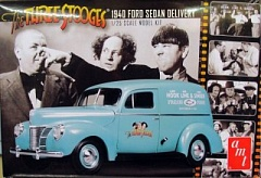 1/25 Three Stooges 1940 Ford Sedan Delivery