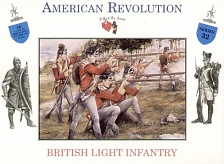 1/32 Revolutionary War: British Light Infantry (16)