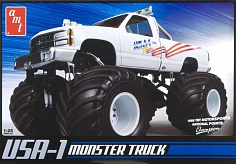 1/25 USA-1 Monster Truck