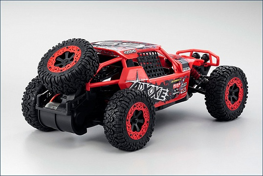 1/10 EP 2WD EZ-B AXXE RTR (Red) №1