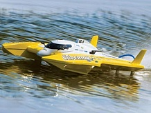 UL-1 Superior FE Hydro RTR 2.4GHz YELLOW