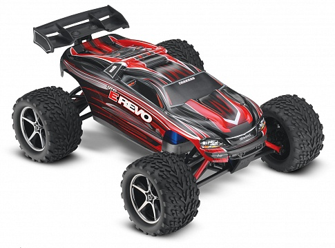 E-Revo 1/16 4WD RTR + NEW Fast Charger №2