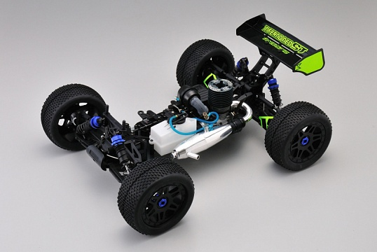 1/8 GP 4WD Inferno NEO ST RTR (Green) №9