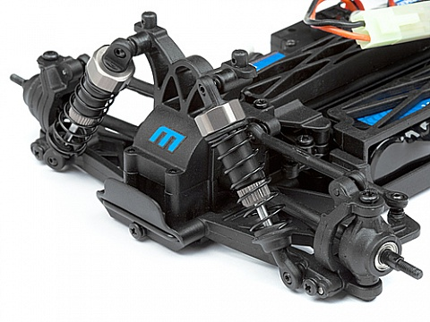 Трак 1/18 - MAVERICK ION XT RTR ELECTRIC №3
