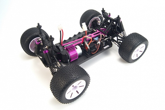 1/10 EP 4WD Off Road Truggy (WaterProof) №2