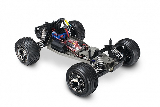 Rustler VXL Brushless 2WD 1/10 RTR + NEW Fast Charger №9