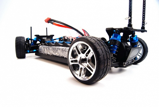1/10 EP 4WD On Road Car (WaterProof, LiPo 7.4V) №4