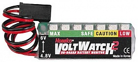 VOLTWATCH 2 4.8V, 6V RX