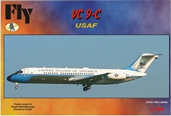 1/144 VC9C United States of America Airliner (Ltd Edition)