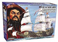 1/250 Blackbeard Pirate Ship
